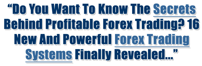 Super Forex System and Rob Booker systems